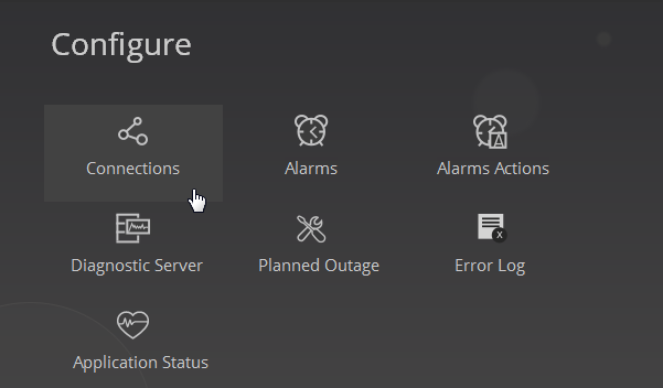 Configure Connections
